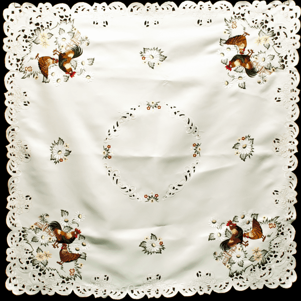 Rooster Table Topper
